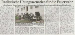 Zeitungsbericht Mai 15