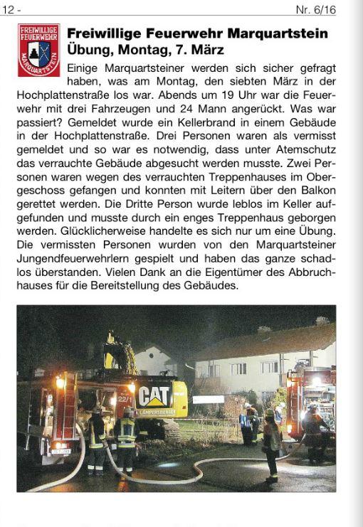 Feuerwehrübung (2)