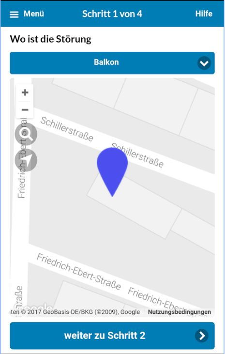 App Download Neue Heimat Trostberg